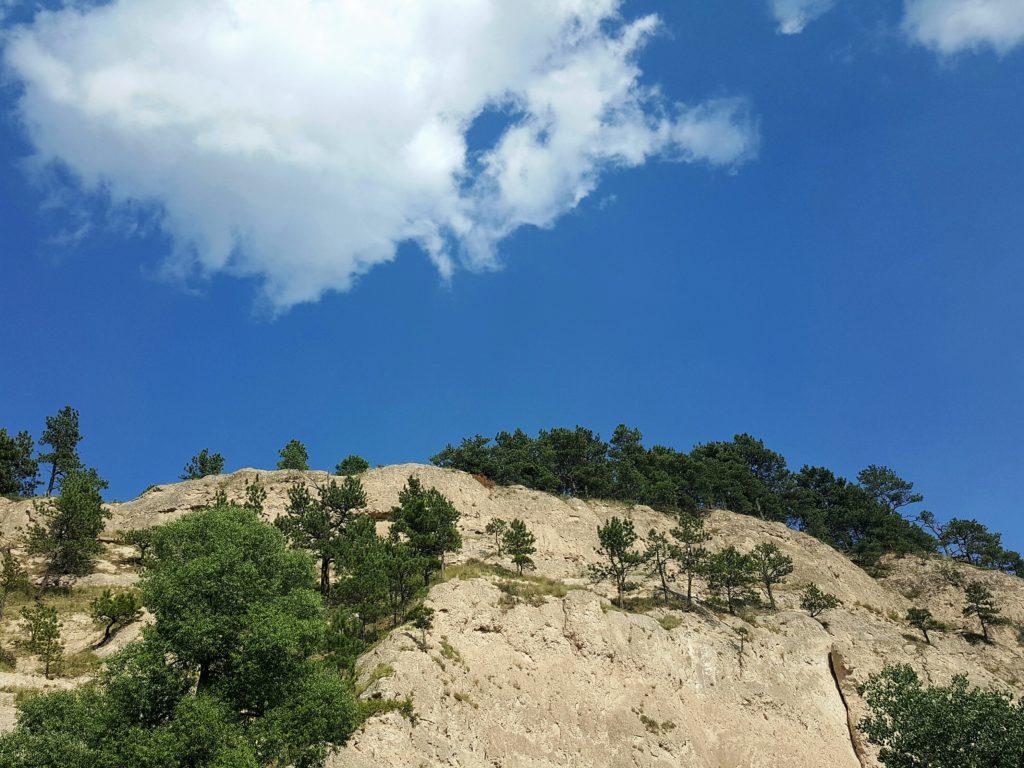 Hiking and Making Memories