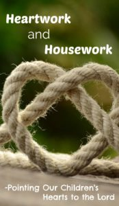 Housework and Heartwork
