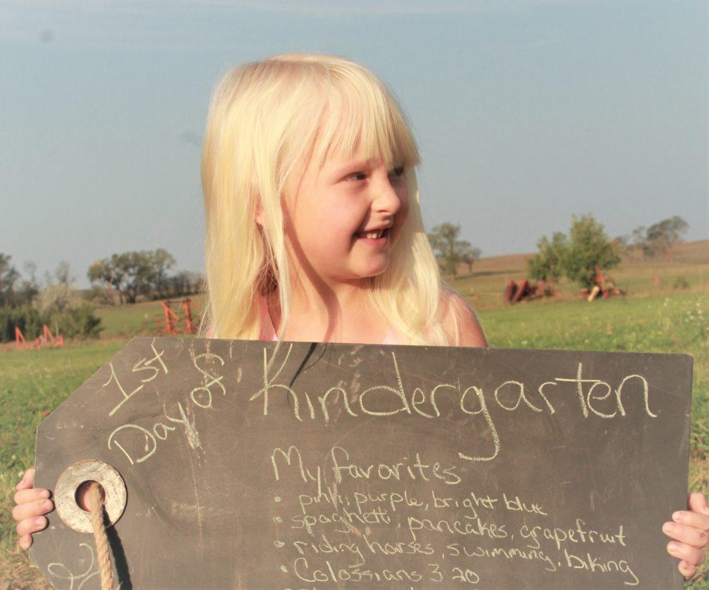 Intentional Kindergarten