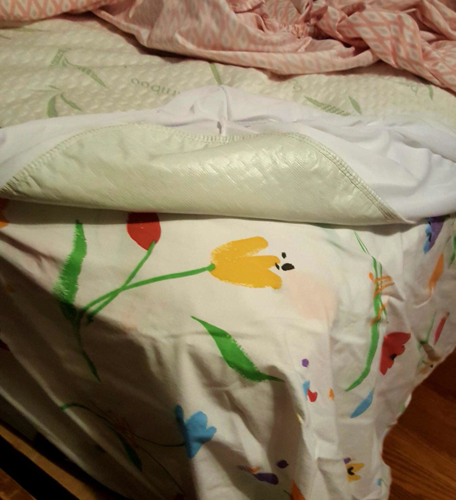 Nighttime Sheet Changes Made Easy