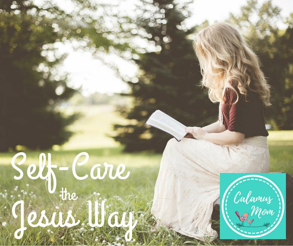 Self-Care the Way Jesus Did It